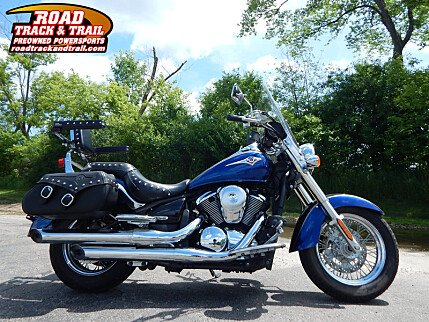 2009 Kawasaki Vulcan 900 for sale 200591855