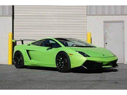 2009 Lamborghini Gallardo LP 560-4 Coupe for sale 100850697