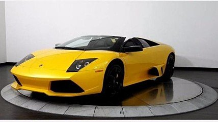 2009 Lamborghini Murcielago LP 640 Roadster for sale 100848053
