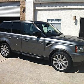 2009 Land Rover Range Rover Sport HSE for sale 100723533