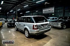 2009 Land Rover Range Rover Sport HSE for sale 100881082