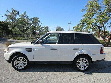 2009 Land Rover Range Rover Sport HSE for sale 100969923