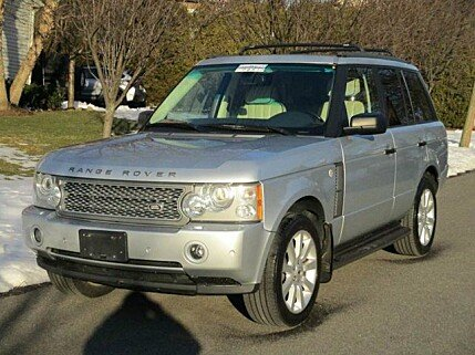 2009 Land Rover Range Rover Supercharged for sale 100867476