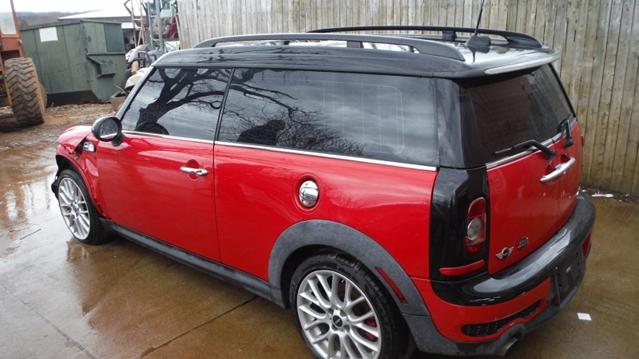 2009 mini cooper clubman john cooper works for sale near bedford virginia 24174 classics on. Black Bedroom Furniture Sets. Home Design Ideas