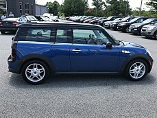 2009 MINI Cooper Clubman S for sale 100915107
