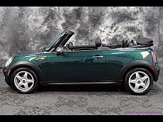 2009 MINI Cooper Convertible for sale 100872248