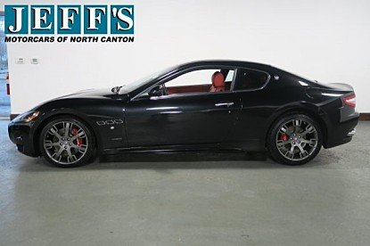 2009 Maserati GranTurismo S Coupe for sale 100843380