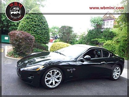 2009 Maserati GranTurismo Coupe for sale 100886443