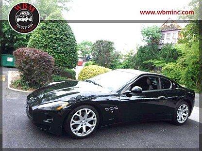 2009 Maserati GranTurismo Coupe for sale 100886443