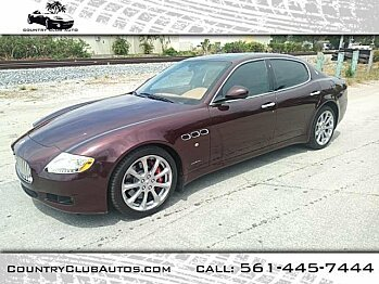 2009 Maserati Quattroporte S for sale 100961634