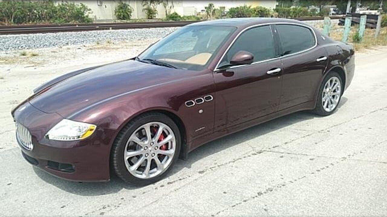 2009 Maserati Quattroporte S for sale 100961634