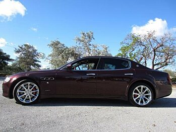 2009 Maserati Quattroporte S for sale 100995785
