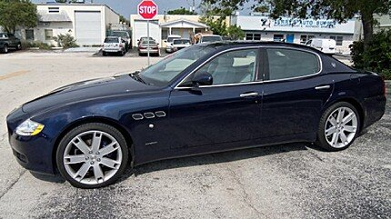 2009 Maserati Quattroporte for sale 100879301