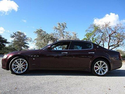 2009 Maserati Quattroporte S for sale 100907792