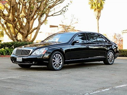 2009 Maybach 62 S for sale 100927199