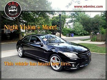 2009 Mercedes-Benz CL63 AMG for sale 100772861