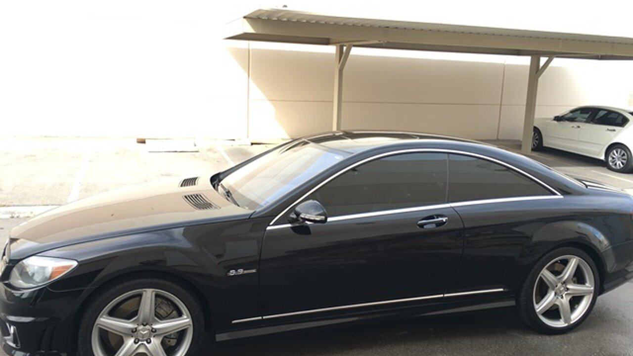 2009 mercedes benz cl6