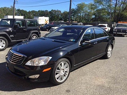 2009 Mercedes-Benz S550 4MATIC for sale 100798912