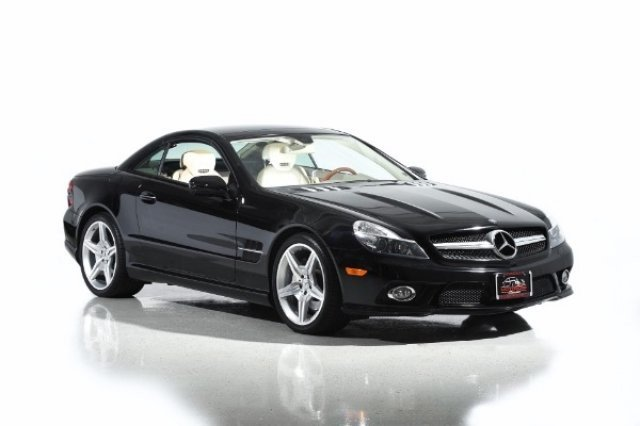 2009 Mercedes Benz SL550 For Sale 100912012