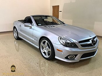 2009 Mercedes-Benz SL550 for sale 100959835