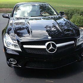 2009 Mercedes-Benz SL550 for sale 100786858