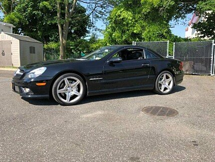 2009 Mercedes-Benz SL550 for sale 100992632