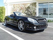 2009 Mercedes-Benz SL63 AMG for sale 100020124