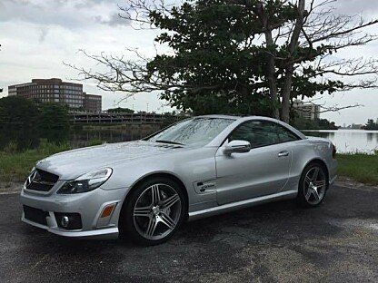 2009 Mercedes-Benz SL63 AMG for sale 100790223