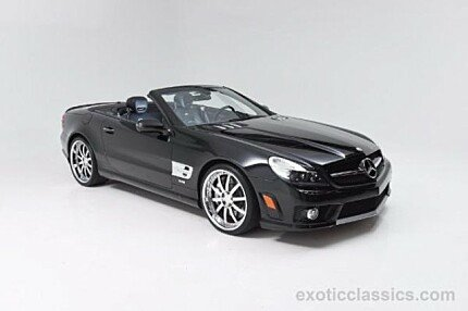 2009 Mercedes-Benz SL65 AMG for sale 100812119