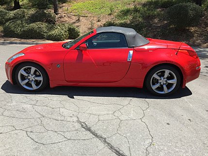 2009 Nissan 350Z Roadster for sale 100774364