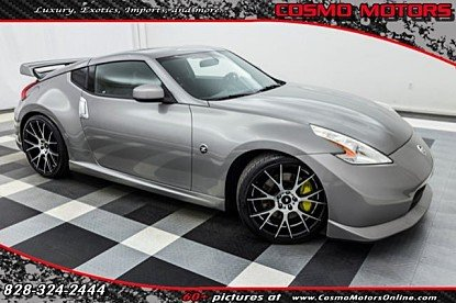 2009 Nissan 370Z Coupe for sale 100817051