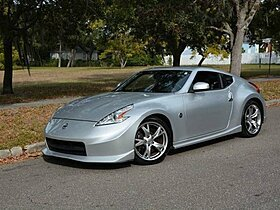 2009 Nissan 370Z Coupe for sale 100835412