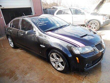 2009 Pontiac G8 for sale 100291414
