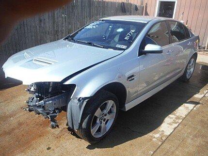 2009 Pontiac G8 for sale 100292127