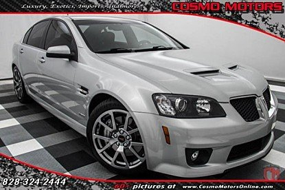 2009 Pontiac G8 GXP for sale 100741639