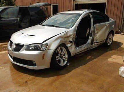 2009 Pontiac G8 for sale 100749630