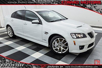 2009 Pontiac G8 GXP for sale 100798131