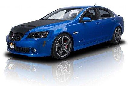 2009 Pontiac G8 for sale 100843029