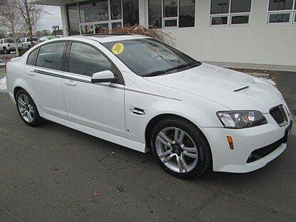 2009 Pontiac G8 for sale 100846447