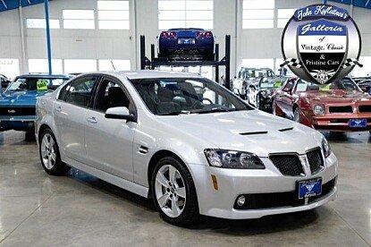 2009 Pontiac G8 for sale 100850338