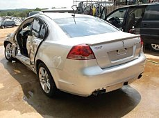 2009 Pontiac G8 for sale 100749630