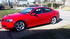 2009 Pontiac G8 for sale 100756016