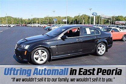 2009 Pontiac G8 for sale 100895488