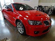 2009 Pontiac G8 GXP for sale 100959982