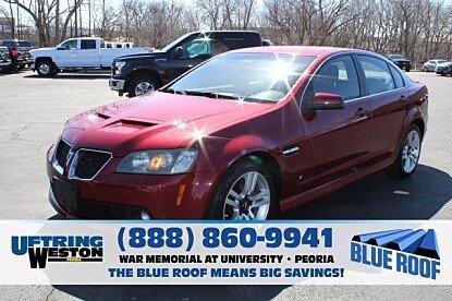 2009 Pontiac G8 for sale 100977582