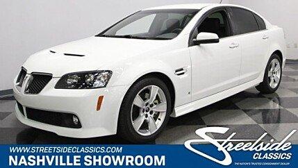 2009 Pontiac G8 for sale 100980972