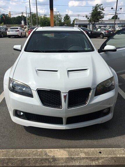 2009 Pontiac G8 for sale 101004948