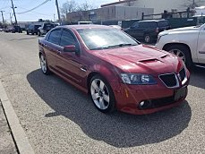 2009 Pontiac G8 for sale 101009869