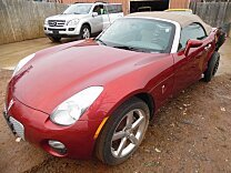 2009 Pontiac Solstice Convertible for sale 100292402