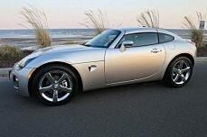 2009 Pontiac Solstice GXP Coupe for sale 100731684